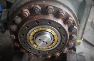 IHI Hydraulic Motor Service